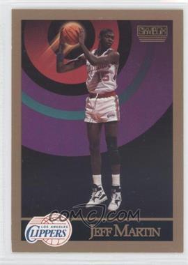 1990-91 Skybox #130 - Jeff Martin