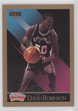 1990-91 Skybox #260 - David Robinson