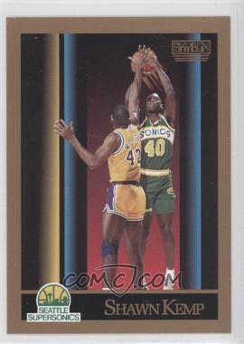 1990-91 Skybox #268 - Shawn Kemp