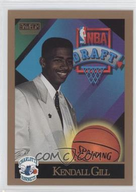 1990-91 Skybox #356 - Kendall Gill