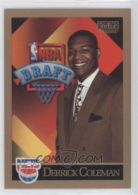 1990-91 Skybox #362 - Derrick Coleman