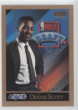 1990-91 Skybox #363 - Dennis Scott