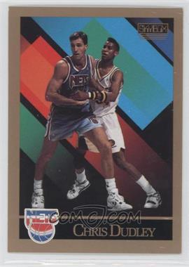 1990-91 Skybox #398 - Chris Dudley