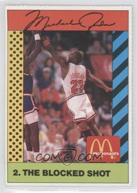1990 McDonald's Sports Illustrated for Kids Sports Tips - Michael Jordan #2 - Michael Jordan