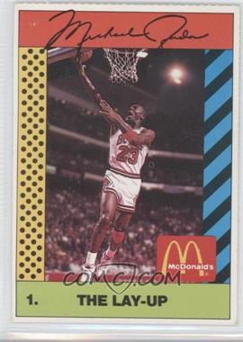 1990 McDonald's Sports Illustrated for Kids Sports Tips Michael Jordan #1 - Michael Jordan