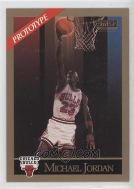 1990 Skybox National Promos Prototype #41 - Michael Jordan