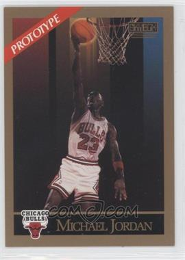 1990 Skybox National Promos Prototype #41 - Michael Jordan