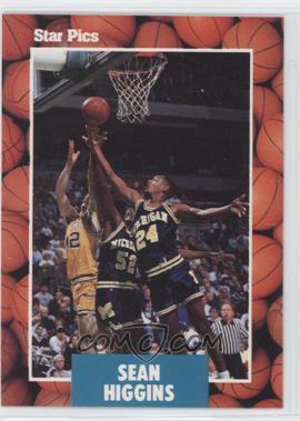 1990 Star Pics #14 - Sean Higgins