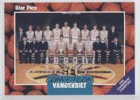Vanderbilt Commodores Team
