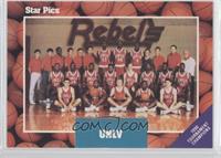 1990 Tournament Champions (UNLV Rebels Team)