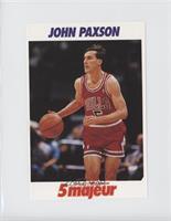 John Paxson