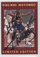Dikembe Mutombo (Autograph)