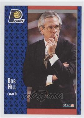 1991-92 Fleer #82 - Bob Hill