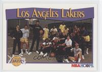 Los Angeles Lakers Team