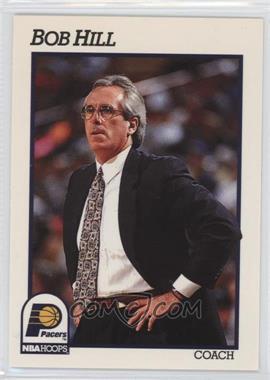 1991-92 NBA Hoops #231 - Bob Hill