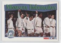 Minnesota Timberwolves Team