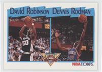 David Robinson, Dennis Rodman