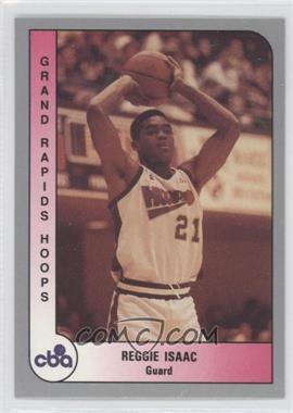 1991-92 ProCards CBA - [Base] #99 - Reggie Isaac