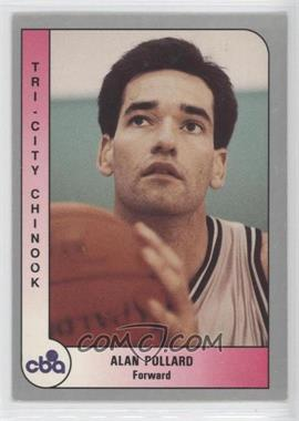 1991-92 ProCards CBA #127 - [Missing]