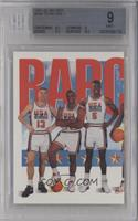 Team USA (Chris Mullin, Charles Barkley, David Robinson) [BGS 9]