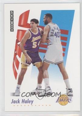 1991-92 Skybox #632 - Jack Haley