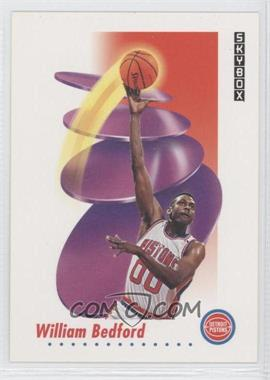 1991-92 Skybox #79 - William Bedford