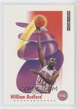 1991-92 Skybox #79 - William Bedford