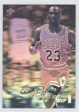 1991-92 Upper Deck - Award Winners #AW4 - Michael Jordan