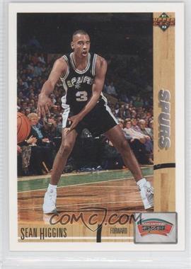 1991-92 Upper Deck - [Base] #25 - Sean Higgins