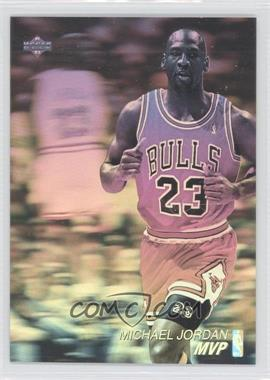 1991-92 Upper Deck Award Winners #AW4 - Michael Jordan