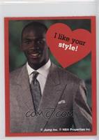 Michael Jordan, I like your style!