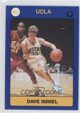 1991 Collegiate Collection UCLA - [Base] #28 - Darrall Imhoff