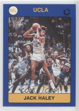 1991 Collegiate Collection UCLA - [Base] #54 - Jack Haley