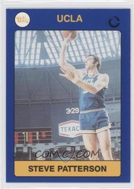 1991 Collegiate Collection UCLA - [Base] #85 - Steve Patterson