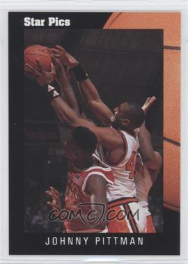1991 Star Pics - [Base] #23 - Johnny Pittman