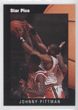 1991 Star Pics #23 - Johnny Pittman