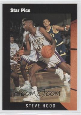 1991 Star Pics #44 - Steve Hood