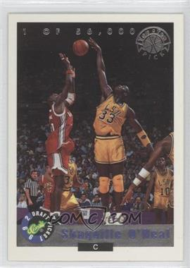 1992-93 Classic Draft Picks Top Ten Pick #LP1 - Shaquille O'Neal /56000