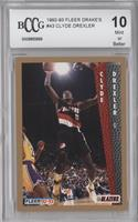 Clyde Drexler [ENCASED]