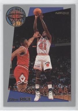 1992-93 Fleer Sharpshooters #5 - Glen Rice
