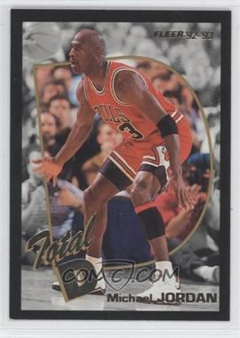 1992-93 Fleer Total D #5 - Michael Jordan