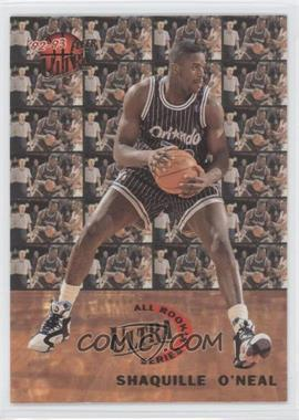 1992-93 Fleer Ultra All Rookie Series #7 - Shaquille O'Neal
