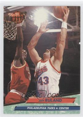 1992-93 Fleer Ultra #140 - Jeff Ruland