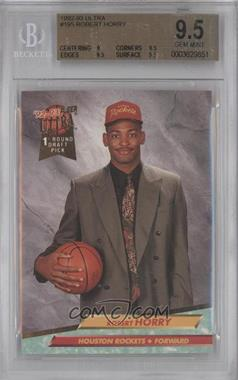 1992-93 Fleer Ultra #195 - Robert Horry [BGS 9.5]