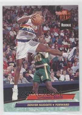 1992-93 Fleer Ultra #251 - LaPhonso Ellis