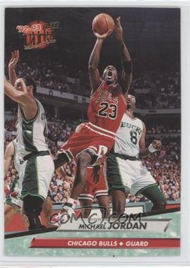 1992-93 Fleer Ultra #27 - Michael Jordan
