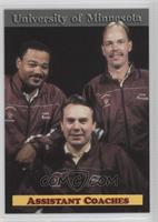 Milton Barnes, Dan Kosmoski, Dave Thorson