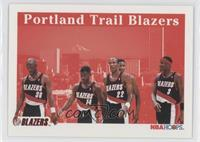 Portland Trail Blazers Team