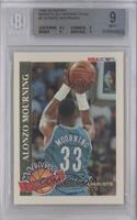 Alonzo Mourning [BGS 9]
