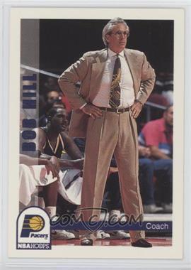 1992-93 NBA Hoops #249 - Bob Hill